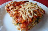LOEMPIA huid lasagne--Vegan & GF bonus handen gratis knoflook pellen video