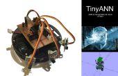 TinyANN, kunstmatig neuraal netwerk voldoet aan ATTINY