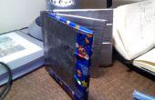 Bi-fold Duct tape Wallet met Fotoidentiteitskaart klep