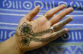 Hoe ontwerp voor beginners henna