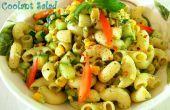 Zomer koelvloeistof salade