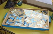 Hars Butterfly Tray