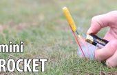 Hoe maak je een Mini raket