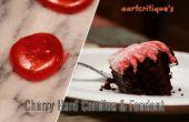Oude Fashioned Cherry harde snoepjes en kersen Fondant