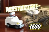 How To Build een LEGO onverwoestbaar Shooter Truck