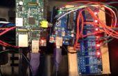 Hoe u kunt besturen van een Robot met behulp van een seriële verbinding