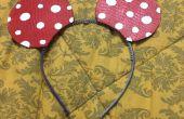 DIY Minnie Mouse hoofdband