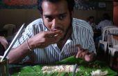 Hoe te eten met je handen (als een Zuid-Indiase)