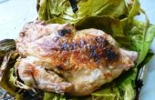 Beggar's kip, een Chinese delicatesse