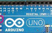 Korte knipperen code voor Arduino