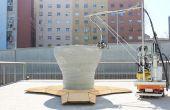 Minibuilders - hoe 3D-print grote structuren met kleine robots