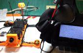 3D afgedrukt 250 Racing Quadcopter