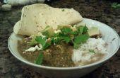 Crockpot varkensvlees Chili Verde