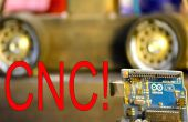 How to Make een Arduino Powered CNC Machine