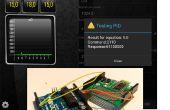 Eenvoudig Android display voor Arduino met koppel App