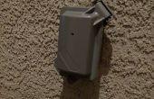 Buiten Plug Cover Security Cam