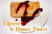 Kaas en honing gebak recept