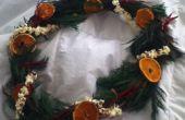 De kroon van Kerstmis