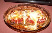 Biefstuk met tacoesh vullen rolde