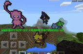 Minecraft hoe de: Pokemon Sprites/Pixel Art