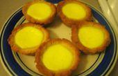 Hoe maak je zelfgemaakte ei taarten