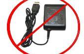Maken van een Game Boy Advance SP USB lader kabel: laad uw GBA van een PC of mobiele telefoon lader