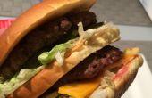 Big Mac - zelfgemaakte Hamburger glorie
