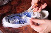 Hoe Print Canvas schoenen met Inkodye