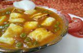 Matar Paneer recept met Philips Soup Maker