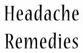 Hoe om jezelf te bevrijden van een hoofdpijn