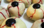 6 angstaanjagende traktaties voor uw Halloweenfeest.