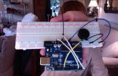 Morse Code met Capacitieve Touch!