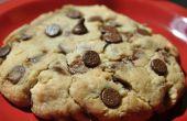 Chocolate Chip Cookie voor een