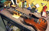 Alles wat je ooit wilde weten over het handhaven van een gitaar (maar niet durfde te vragen)
