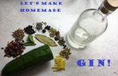 Let's Make (Hendrick de stijl) Gin!