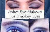 As Eye Make-up voor Smokey Eyes