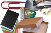 Hoe maak je een Tech dek park in een doos