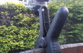 DIY GoPro Hero Hand klem Mount