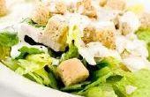 Wie Machst Du Einen Caesar Salat