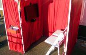 De DIY Photobooth met lichtsturing