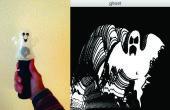 Hack een spook speelgoed en trekken een ghost-programma