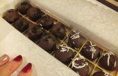 Chocolade Cheesecake truffels