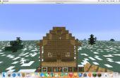 Eenvoudige Minecraft huis