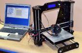 Migbot Prusa I3 3D Printer - montage en gebruik