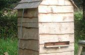 Externe Bijenkorf bescherming en isolatie voor nationale bijenkorven