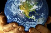 Groen verhuizen zonder het trashing van de planeet