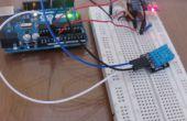 Arduino Esp8266 Post-gegevens naar Website