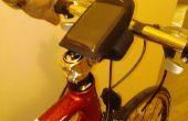 Smartphone houder voor de fiets