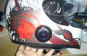 Toevoegen Bluetooth aan een motorhelm