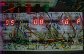 Sequential Logic Design voor een digitale klok leren